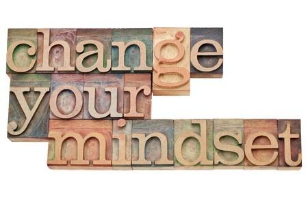 Change Your Mindset